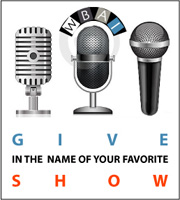 Donate Favorite Show